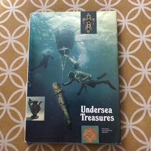 """Undersea Treasures"" Hardcover"